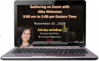 Zoom Gathering 11-21-20 with Alba Weinman (Eastern time)