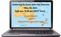 Zoom Gathering with Alba Weinman (New Zealand Time)