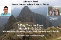 5 Day Tour in Cusco, Sacred Valley and Machu Picchu - Perú with Alba Weinman, Geraldine Orozco, Blair Styra and Antonio Sangio