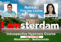 Introspective Hypnosis Class/Retreat in Werkhoven, Netherlands